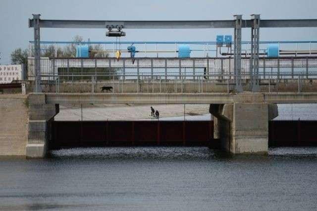 Россия вернула воду в Северо-Крымский канал