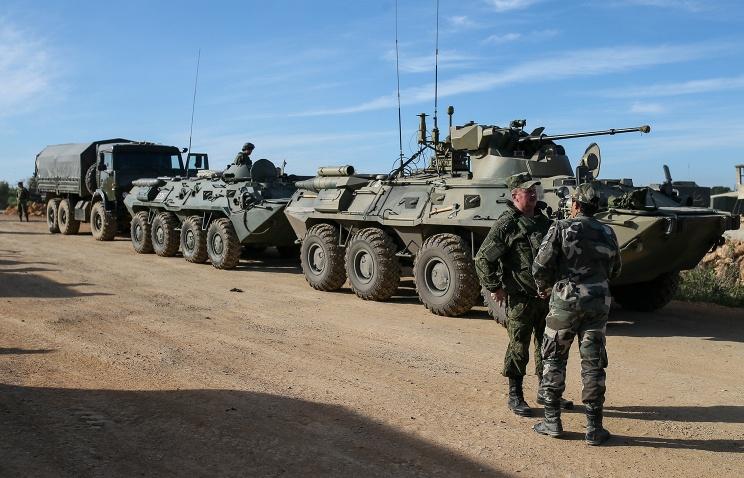 Минобороны РФ испытало в Сирии высокоскоростной военный интернет